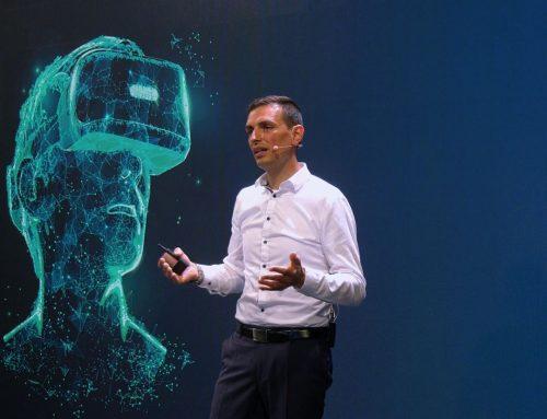 Popup-Labor 2021: Keynote zum Thema Daten und zukünftige Vernetzung in Unternehmen mit Tobias Hertfelder